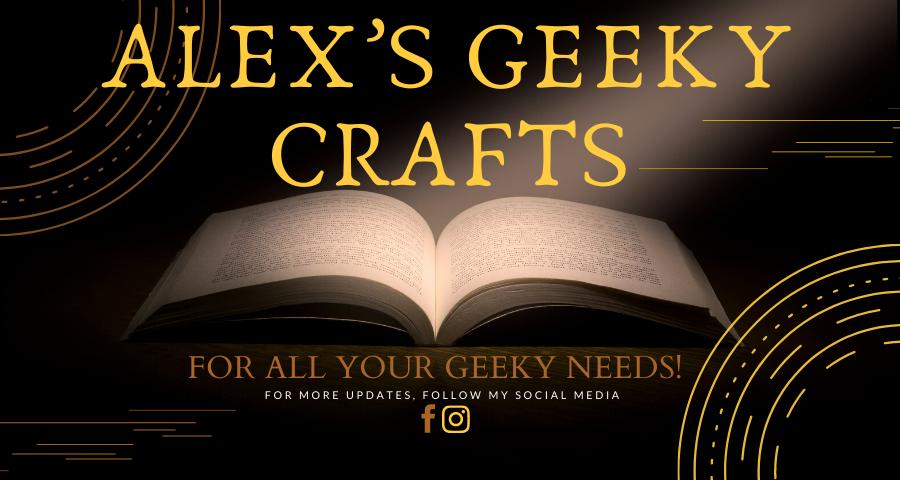 Alex's Geeky Crafts